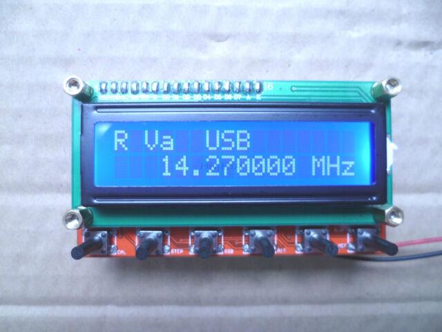AD9850 DDS Signal Generator +  HF VFO SSB RIT 6 Bands Transceiver Board DiY kits