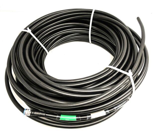 50 ohm LMR-600  PL259 to  PL259 UHF HAM Radio VHF cable 100 FT