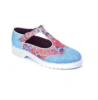 Low heel Brogues Shoes N Bed Of Roses By Irregular Choice /'Hoxton/'