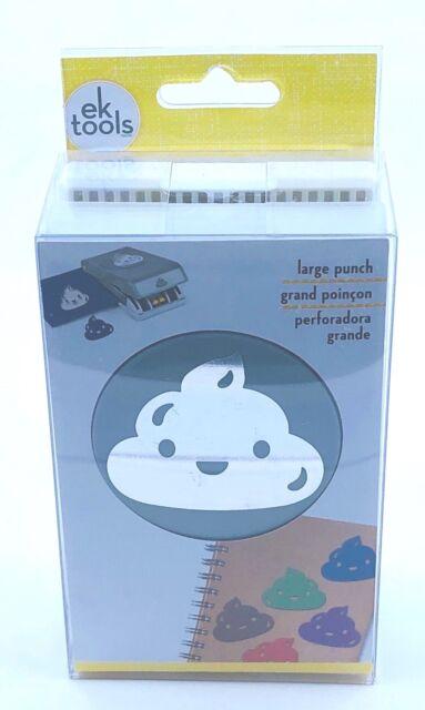 EK Tools Paper Punch Large Funny Frosting 54 30300 EBay