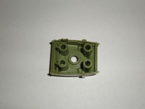 Details about  /G.I GI Joe 1983 PAC RAT MACHINE GUN TURRET BOTTOM  PART