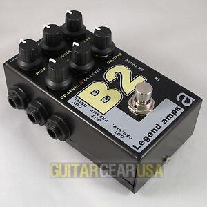 AMT-Electronics-Guitar-Preamp-B-2-Legend-Amp-Series-2-emulates-Bogner-Sharp