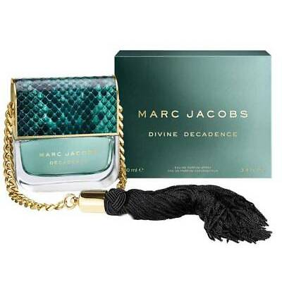 MARC JACOBS DIVINE DECADENCE by Marc Jacobs women edp 3.4 oz 3.3 New in Box