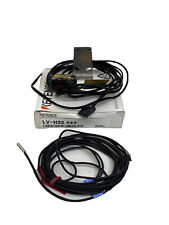Laser Sensor 1pc KEYENCE Lv-h32 LVH32 Qc for sale online