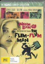 WHAM BAM THE FLIM-FLAM MAN - NEW & SEALED  REGION 4 DVD FREE LOCAL POST