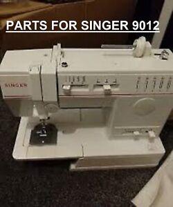 Original Singer 9012 Sewing Machine Replacement Repair Parts