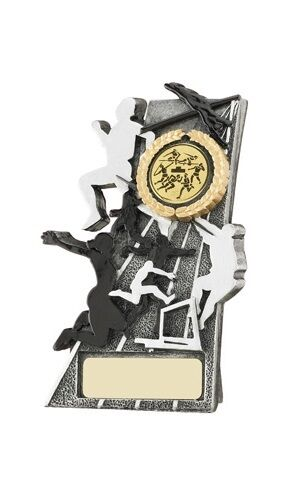 19 x 5  Athletics School Sports Awards (RRP .50 each) engraved and postage inc