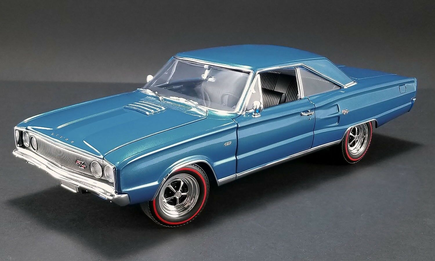 1967 Dodge CGoldnet 426 Hemi R T Hell Blau Poly Acme 1 18 Le Of 750 Im Lager