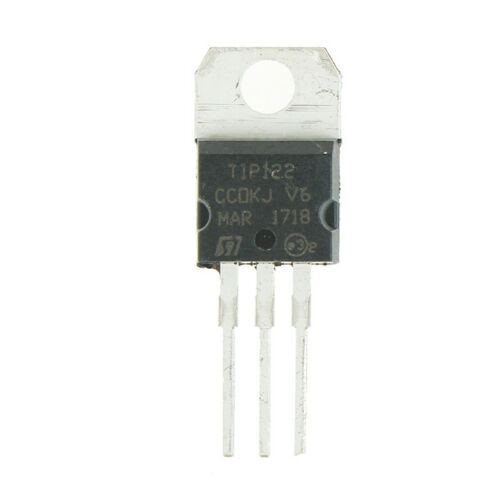 25Pcs TIP122 100V 5A DIP Power Transistor for General Purpose Amplifier NB
