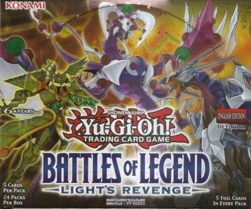 Crusader of Endymion BLLR-EN048 Ultra Rare Yu-Gi-Oh Card English Mint New