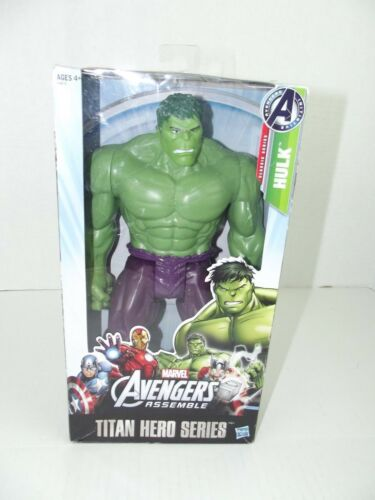 "Marvel Avengers The Incredible HULK 11"" Tall Classic Series Hasbro New in Box"