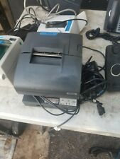 Epson Tm J7100 M184a Receipt Printer With Charger
