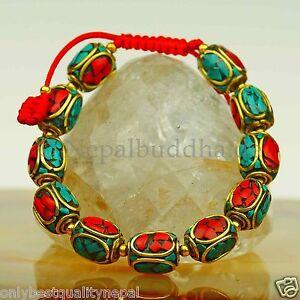 Bracelet-Dore-Colore-Bracelet-Indien-Bijoux-Laiton-Turquoise-Corail-s2