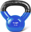 thumbnail 7 - Yes4All Vinyl Coated Kettlebell Weights, Weight Available: 5, 10, 15, 20, 25, 30