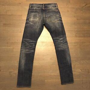 Jeans 28r dritti dritta Exchange gamba Armani Sz Donna 65UZqOB