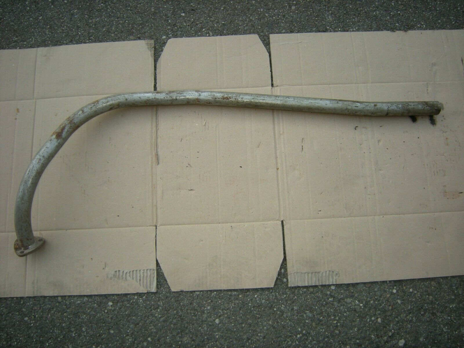 TUBO SCARICO COLLETTORE ANTERIORE FIAT 1100//103