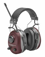 Elvex Com-660 Quietunes Am/fm Stereo Ear Muff, Burgundy, New, Free Shipping on sale
