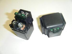 97-03-Honda-CBR-1100-Xx-600-900-1000-VTR-VT-750-Starter-Solenoide-Magnetique