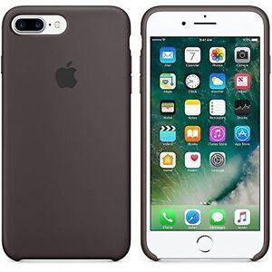 superior quality 33c2a d4efd Apple iPhone 7 Plus Silicone Case Cocoa