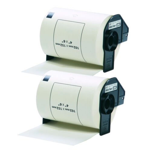 Compatible DK11241 White Standard Address 200 Labels per roll WITH FRAME