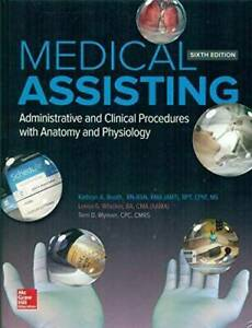 Medical-Assisting-Administrative-and-Clinical-Procedures-6th-Ed-NEW-2017-CMA