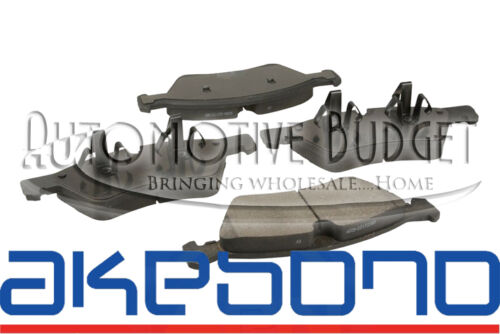 ML /& R-Class GL Front Brake Pads for Mercedes Benz E NEW Akebono