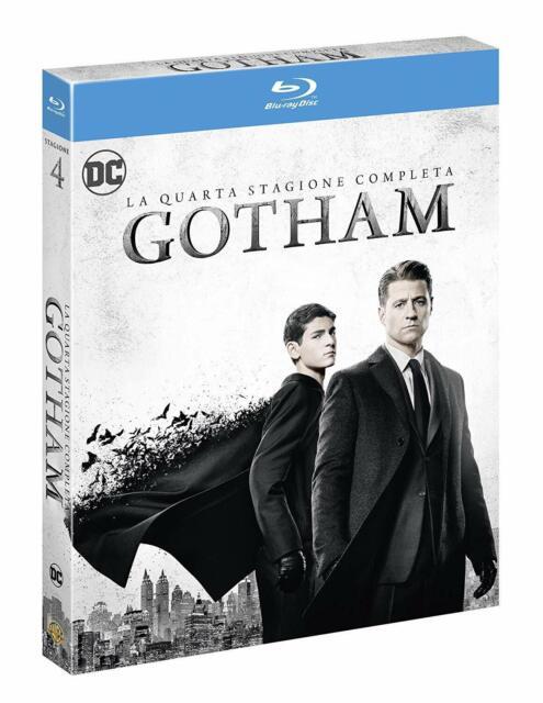 Blu Ray Gotham - Stagione 4 (4 Blu-Ray) *** Contenuti Speciali ***.....NUOVO