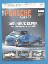 Porsche Fahrer Nr.2  2019 Febr./März/April  ungelesen 1A absolut TOP