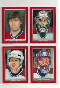 2005-06-Beehive-Variations-RED-Montreal-Canadiens-Complete-4