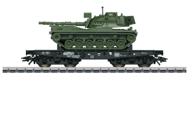 Coche del tanque de Märklin 47946
