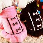 Small Pet Coat Dog Winter Jacket Sweater Coat Clothes Puppy Cat Clothing Apparel