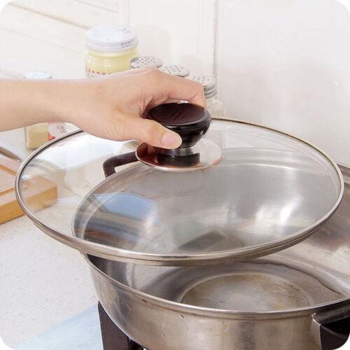 UK Replacement Kitchen Cookware Pot Saucepan Pan Lid Hand Grip Knob Handle Cover