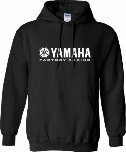 Yamaha Factory Racing Logo Hoodie Motorbike Unisex Pullover top quality gift