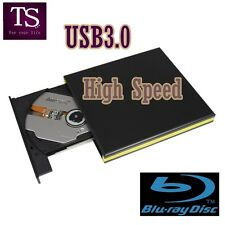External USB 3.0 Panasonic UJ-240 6x Blu-Ray Burner BDXL Writer player DVD Drive