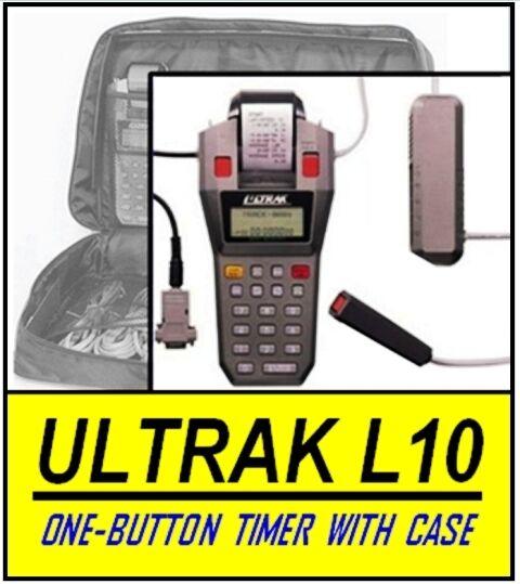 ULTRAK L10+CASE Multi-Lane Timer w  Computer Interface