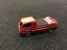 Scarce Tyco Ho Slot Car Pro Trick Truck Hot Rod Red W/ Tonneau Cover AFX Era
