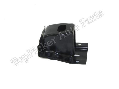 For 1996-2015 Savana Van Rear Bumper Black Face Bar Inner Out Brace Bracket 5Pcs