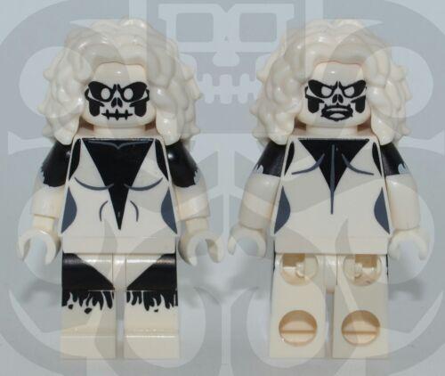LEGO SILVER BANSHEE Custom PAD PRINTED Super Heroes DC Comics JUSTICE LEAGUE