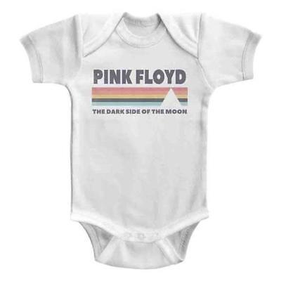 Pink Floyd Progressive Psychedelic Classic ROCK Boy Girl Infant Baby One Piece 6