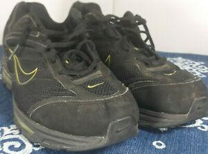 Vintage Air Max TL5 Black/Neon Yellow, 2008 Walking Running Men's Size 11