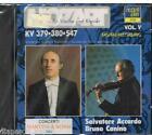 Mozart: Sonate Per Violino E Piano Vol.5° K. 379, 380, 547 / Accardo, Canino CD