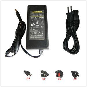 5V 8A / 10A AC-DC-Adapter Stromversorgung EU Plug 4 WS2812B WS2801 LED-Streifenu