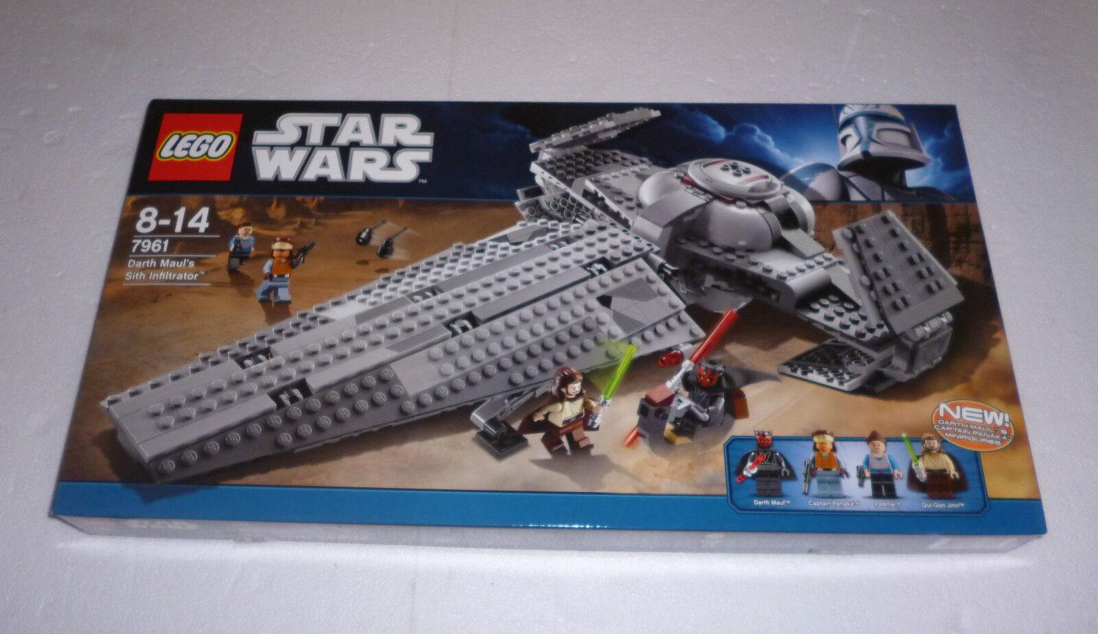 Lego / StarWars Darth Maul's Sith Infiltrator (7961) Neu  / Lego New , OVP 4faa92