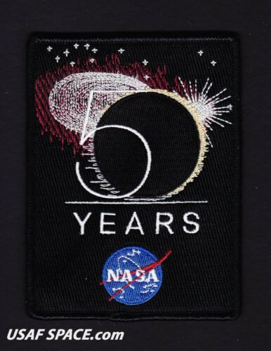 ORIGINAL AB Emblem MADE in USA OFFICIAL PATCH NASA 50th Anniversary MINT