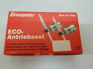 Graupner 6082 ECO-Antriebsset (2 x Speed 400 inkl. Kabel u. Propeller )