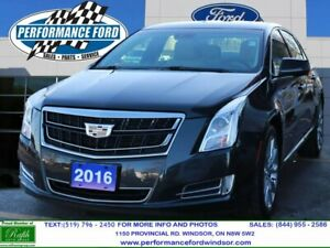 2016 Cadillac XTS Awd, Leather, Moonroof, Navi, ONLY 36,000 KMS !