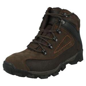 pour r12a lacets hommes marron cuir à Bottes de On en Spot A3r034 marche 7UBwaTxvUq