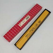 Starrett 667 25 Thickness Gage Feeler Stock 12 X 025 10 Pack Nos