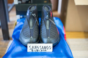 ebfffadfbf89d9 DS NIKE AIR JORDAN 15 SIZE 7.5 KUBO AND THE TWO STRINGS CHARITY ...