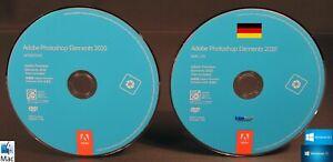 Adobe-Photoshop-Elements-2020-Media-Kit-Installations-DVDs-Windows-Mac-OS-NEU